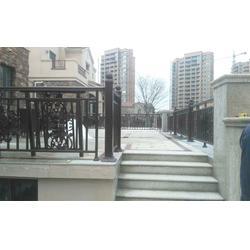 南京铝艺栏杆,铝艺栏杆定制,鸿盈金属(优质商家)图片