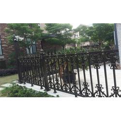 别墅铝艺护栏,南京铝艺护栏,鸿盈金属制品(查看)图片