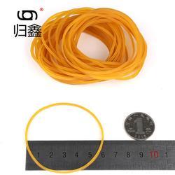 新昌橡皮筋生产厂家|归鑫规格定制|耐高温橡皮筋生产厂家图片