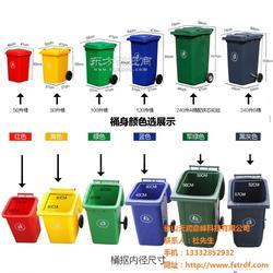 红色垃圾桶,有害垃圾桶定做图片