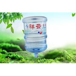 西青桶装水-五彩祥云(在线咨询)桶装水图片