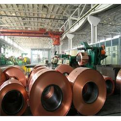 紫铜带板|西安铜带|文盛钢管厂家直销图片