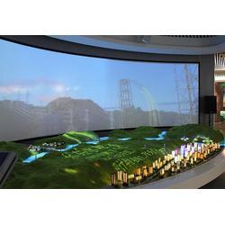 鑫彩互动投影生产 虚拟互动投影安装-普洱虚拟互动投影图片