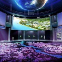 虚拟立体投影多少钱-鑫彩科技(在线咨询)安宁虚拟立体投影