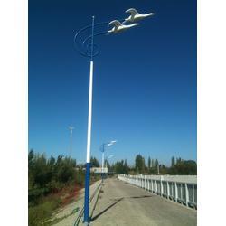 路灯杆生产厂家供应5.5米变径杆现货图片