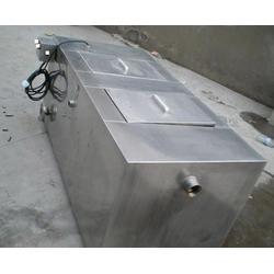 合肥不锈钢隔油池、合肥更云、小型不锈钢隔油池图片