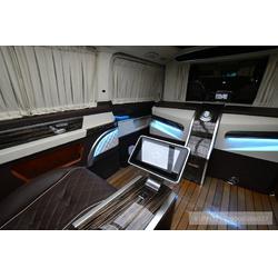 【奔驰房车】新款V-class商务车4+2迈巴赫总裁版图片