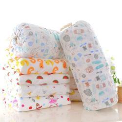 冬季婴儿加棉抱被、天梭纺织品、内蒙古婴儿加棉抱被图片