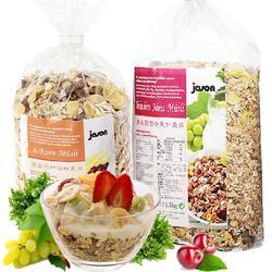 捷森麦片,襄阳市食之味商贸亚博ios下载,捷森麦片图片