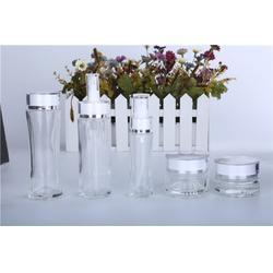 玻璃套装瓶定做 玻璃套装瓶 尚煌可按需求定制(查看)图片
