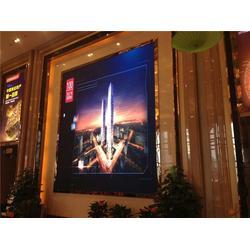 会议室LED显示屏、东营LED显示屏、永明电子科技图片