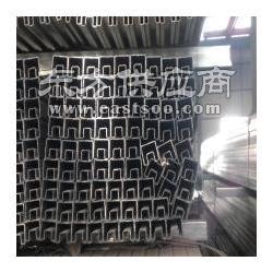 凹槽钢管厂家/镀锌凹槽管生产厂家图片