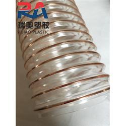 pu伸缩通风管400-营口pu伸缩通风管-瑞奥塑胶软管图片