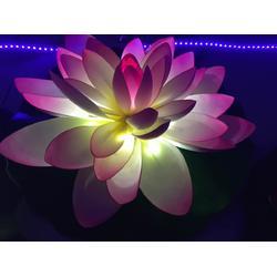 合肥莲花不锈钢雕塑,莲花不锈钢雕塑,扬州开元(查看)图片