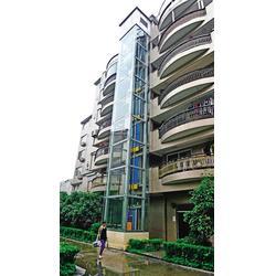 南海区加装电梯-广州嘉集-楼房加装电梯图片