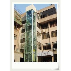 老楼加装电梯预算、广东老楼加装电梯、广州嘉集(查看)图片
