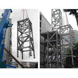 龙门旧小区加建电梯、广州嘉集欢迎来电咨询图片