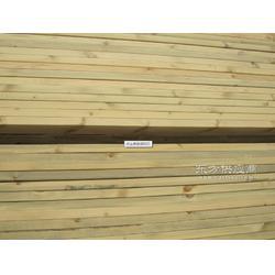 厂家销售樟子松防腐木原木图片