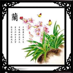 正规手工活公司 串珠纸巾盒-榆林市串珠图片