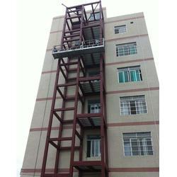 老楼加装电梯案例 斗门区老楼加装电梯 广州嘉集专业加装改造