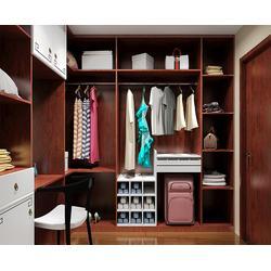 合肥衣柜定制、全屋衣柜定制、合肥锦华(多图)图片