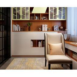 书柜定制公司、合肥书柜定制、合肥锦华图片
