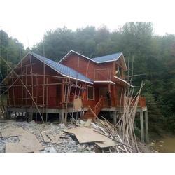 河南鑫淼木業、木房子、婁底木房子圖片