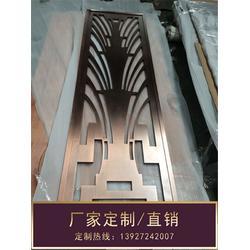 铝合金屏风隔断墙_锦州铝合金屏风_钢之源金属制品图片