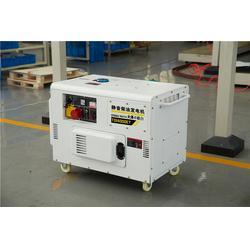 献县10千瓦柴油发电机图片