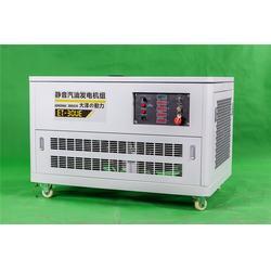 沧州盐山县30千瓦汽油发电机图片