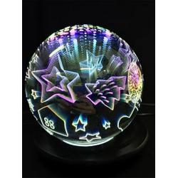 3D心形灯公司-东莞桥头燕峰电子加工-3D心形灯图片