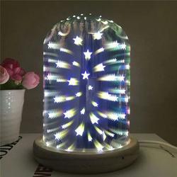 高埗直径15高15口径8.5 3D玻璃灯,桥头燕峰电子图片