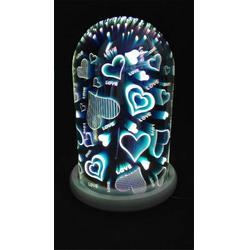 3d玻璃灯订做、桥头燕峰电子、3d玻璃灯图片