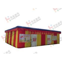 学校模拟消防训练帐篷,帐篷,乐弘气模服务周到!图片
