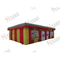烟热环境逃生帐篷厂家-帐篷-乐弘气模产品质量好(查看)图片
