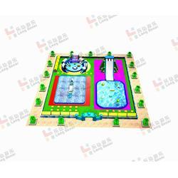 大型游泳池设计方案-杭州大型游泳池-乐弘气模很专业!(查看)图片