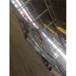 圣雄管桁架构件(多图)|双曲热煨弯管厂家|杭州热煨弯管图片