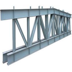 管桁架、圣雄公司、圆管桁架施工图片