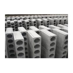 威海石膏砌块施工|肥城鸿运建材厂|石膏砌块墙体施工图片