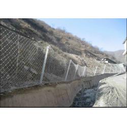 湖南被动边坡防护网,威友丝网,被动边坡防护网现货图片