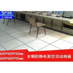 天津全钢防静电地板,沈飞防静电,全钢防静电地板报价图片