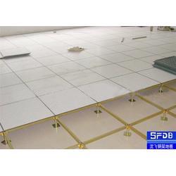 沈飞防静电,机房全钢防静电地板,重庆全钢防静电地板图片
