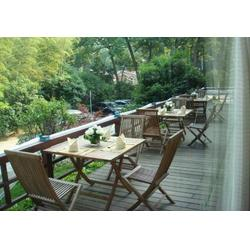 青州生态餐厅_鑫华生态农业_生态餐厅造价图片