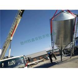 镀锌板料塔生产厂家_双鸭山镀锌板料塔_牧鑫养殖品质高低图片