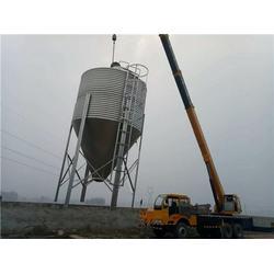 洛阳镀锌板料塔、镀锌板料塔选哪家、牧鑫养殖设备图片