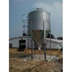 镀锌板料塔供应商、齐齐哈尔镀锌板料塔、牧鑫养殖品质高低图片