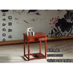 红木茶桌供应 广东红木茶桌 横国红木家具定制图片
