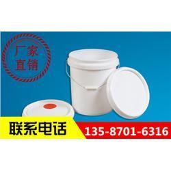 18升塑料桶-恒隆品质的保证-18升塑料桶生产厂家图片