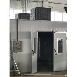 汽车烤漆房尺寸_汽车烤漆房_宏日机械(图)图片