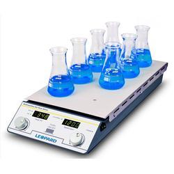 八位加热磁力搅拌器_莱普特科学仪器(在线咨询)_磁力搅拌器图片